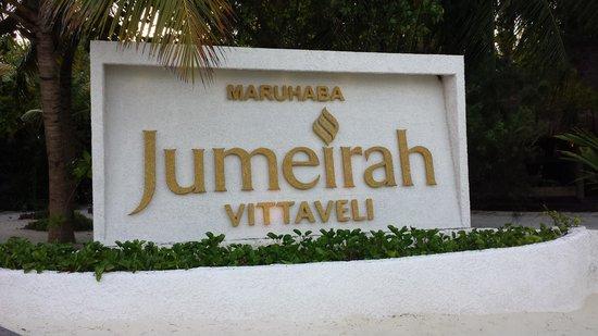 Jumeirah Vittaveli : jumeirah