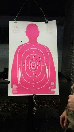 Battlefield Vegas: Target for womans.