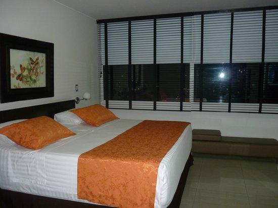 Hotel Chicamocha : Cama King Size