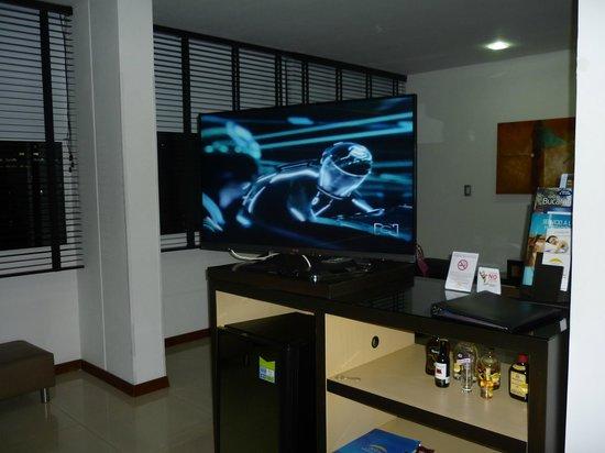 Hotel Chicamocha : Vista General