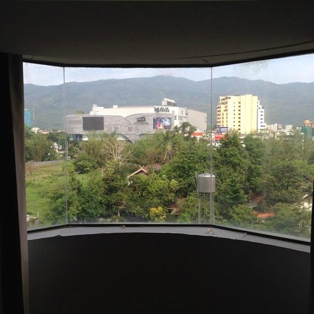 Furama Chiang Mai: view from room.