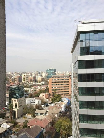 Barcelo Suites Providencia : Daytime view