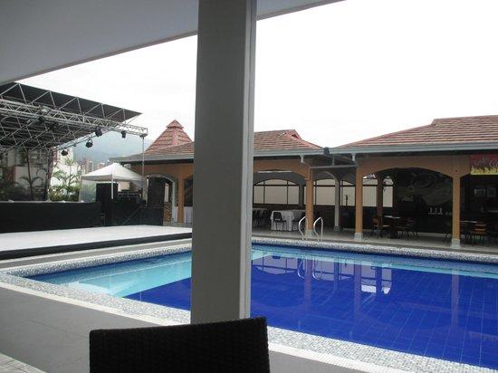 Hotel Chicamocha : Piscina