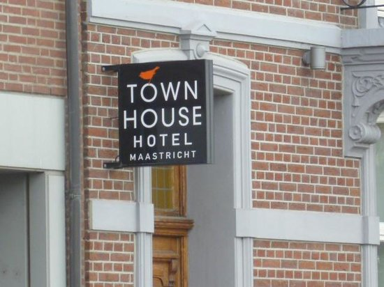 Townhouse Hotel Maastricht: Yup, this is the right place!!
