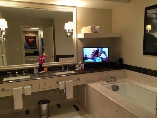 Mandarin Oriental, Atlanta : Bathroom