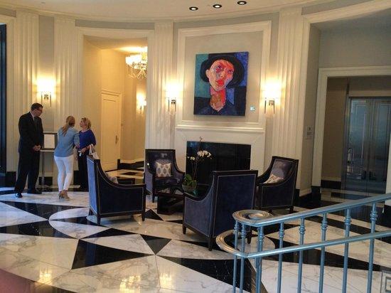 Mandarin Oriental, Atlanta : Reception