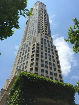 Mandarin Oriental, Atlanta : Tower
