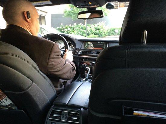 Mandarin Oriental, Atlanta : House Car Service