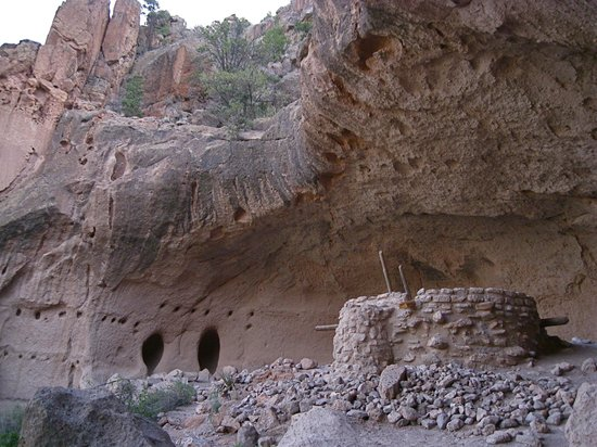 Bandelier National Monument: Alcove House