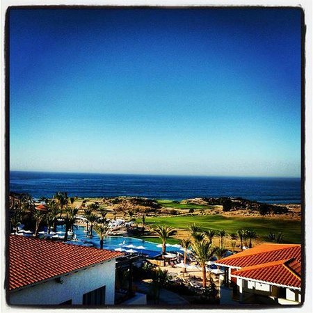 Secrets Puerto Los Cabos Golf & Spa Resort: View from our room
