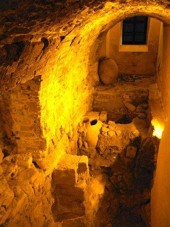 La Casa del Obispo: Seen from a clear floor