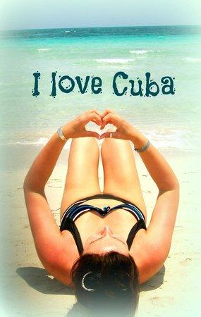 Hotel Meliá Marina Varadero: I love Cuba