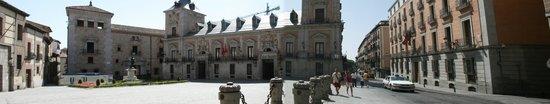 Plaza de la Villa: Plaza de la Vila
