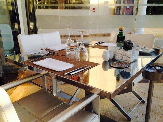 Gran Melia Palacio de Isora Resort & Spa: Ocean club Italian restaurant