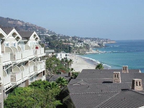 Montage Laguna Beach: View of Resort with Coastline