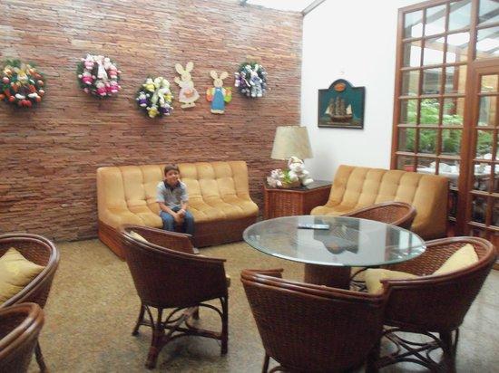 Hotel Villa do Mar: LOBBY