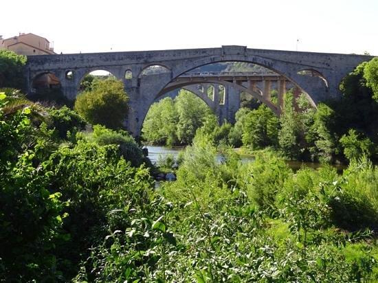 Pont du Diable: puente del Diablo