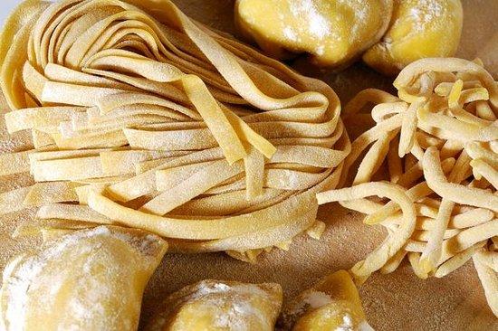Trattoria Italiana: Pasta Fresca Hecha a mano