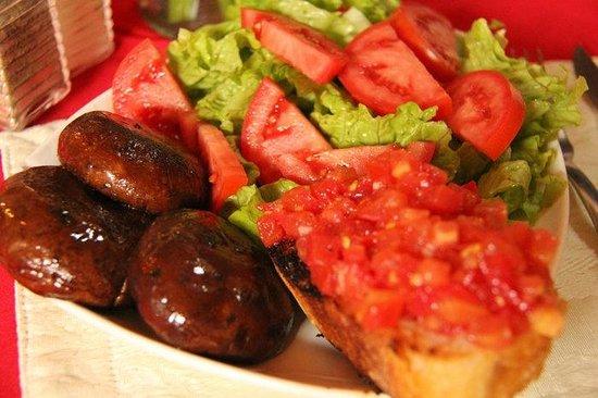 Trattoria Italiana: Hongo a la plancha