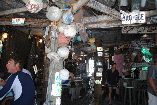 B.O.'s Fish Wagon: inside Bo's