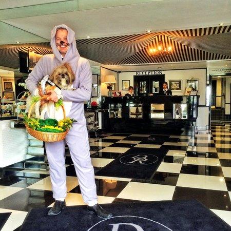 The Duke of Richmond Hotel: such an amazing staff