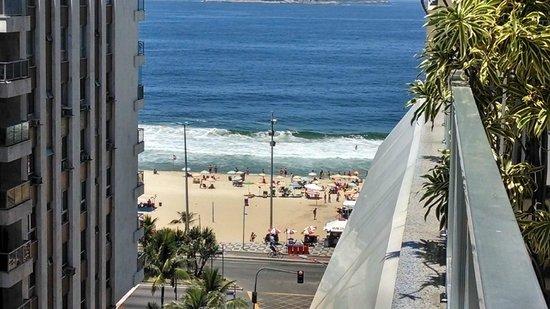 Ipanema Inn: Vista desde la Habitación 9° Piso - Ipanema