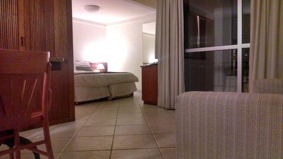 Ipanema Inn: Vista desde la escalera
