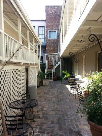 Inn on Ursulines : The Quart Yard