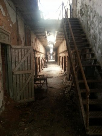 Eastern State Penitentiary: Totally eerie wing