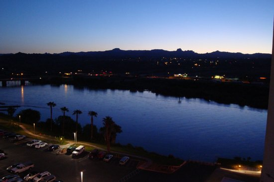 Don Laughlin's Riverside Resort : View From Our Room