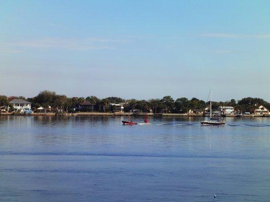 Fort Caroline National Memorial : Along the St John's River