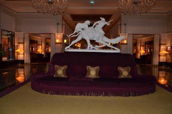La Mamounia Marrakech : Lobby do Hotel La Mamounia-Marrakech