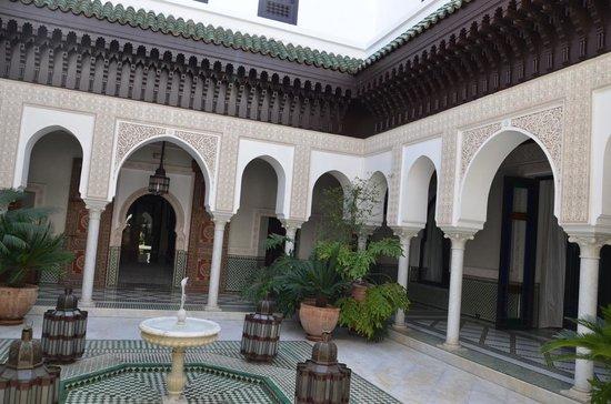La Mamounia Marrakech: Hotel La Mamounia- Marrakech
