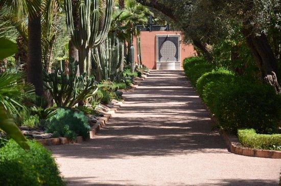 Hotel la mamounia marrakech picture of la mamounia for Al alba jardin hotel