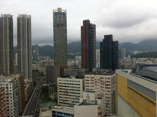 Dorsett Mongkok Hong Kong: View from the 19th Floor