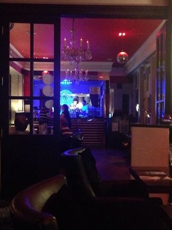 The Cumberland Hotel: Ventana Bar