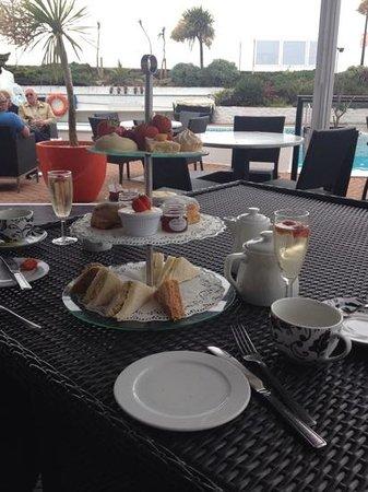 The Cumberland Hotel: Afternoon tea