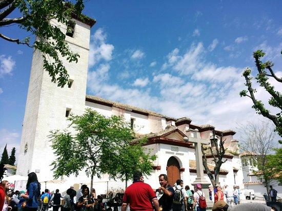 Mirador de San Nicolas: St. Nicholas Church