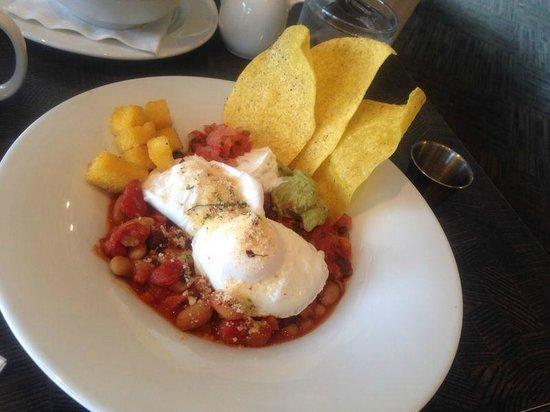 Westin Trillium House Blue Mountain: Breakfast