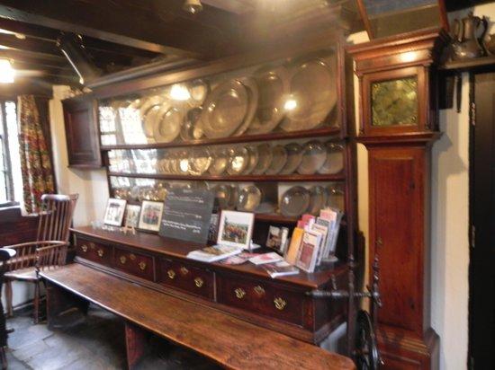 The Fleece Inn: Best Inside Photo