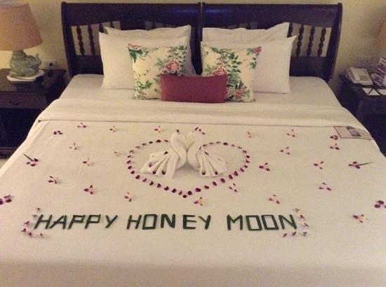 Thavorn Palm Beach Resort: honey moon
