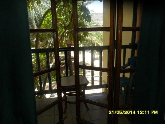 Dunes Hotel & Beach Resort: Balcón