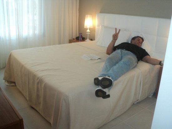 Real Colonia Hotel & Suites: ..La ambientación crea un entorno que invita a descansar..