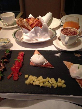 Le Metropolitan, a Tribute Portfolio Hotel : Delicious breakfasts