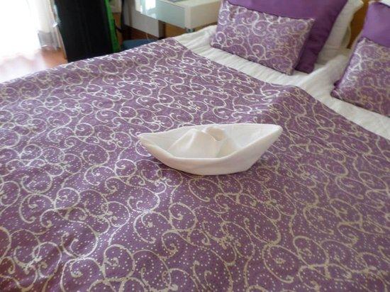 Kefaluka Resort : Comfiest beds!!