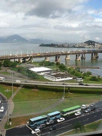 Intercity Florianopolis: vista fo quarto