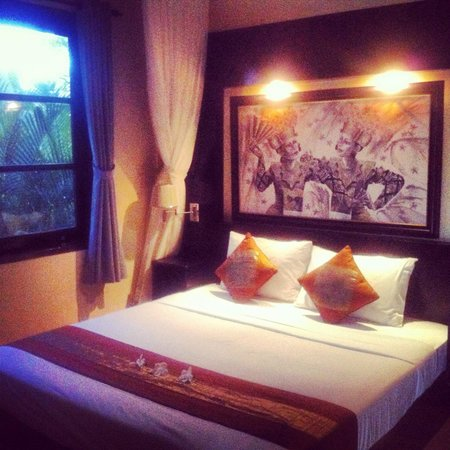 Anini Raka Resort & Spa: Such a nice room