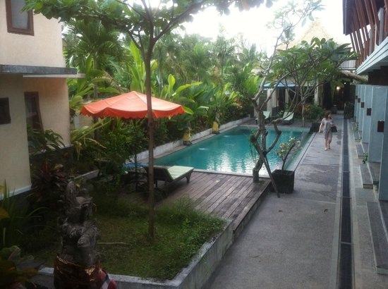 Anini Raka Resort & Spa: View from a room