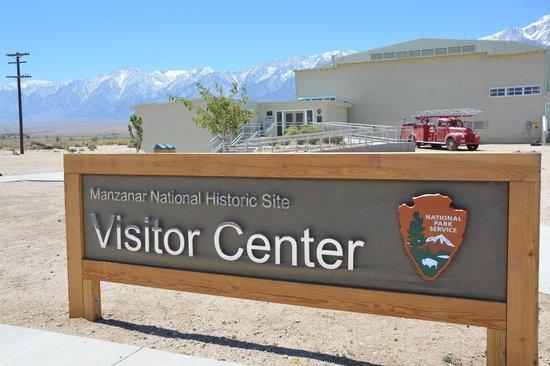 Manzanar National Historic Site: Visitor Center