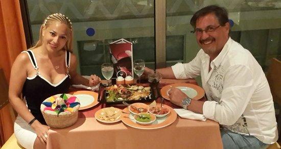 Grand Riviera Princess All Suites Resort & Spa: Restaurante la hacienda